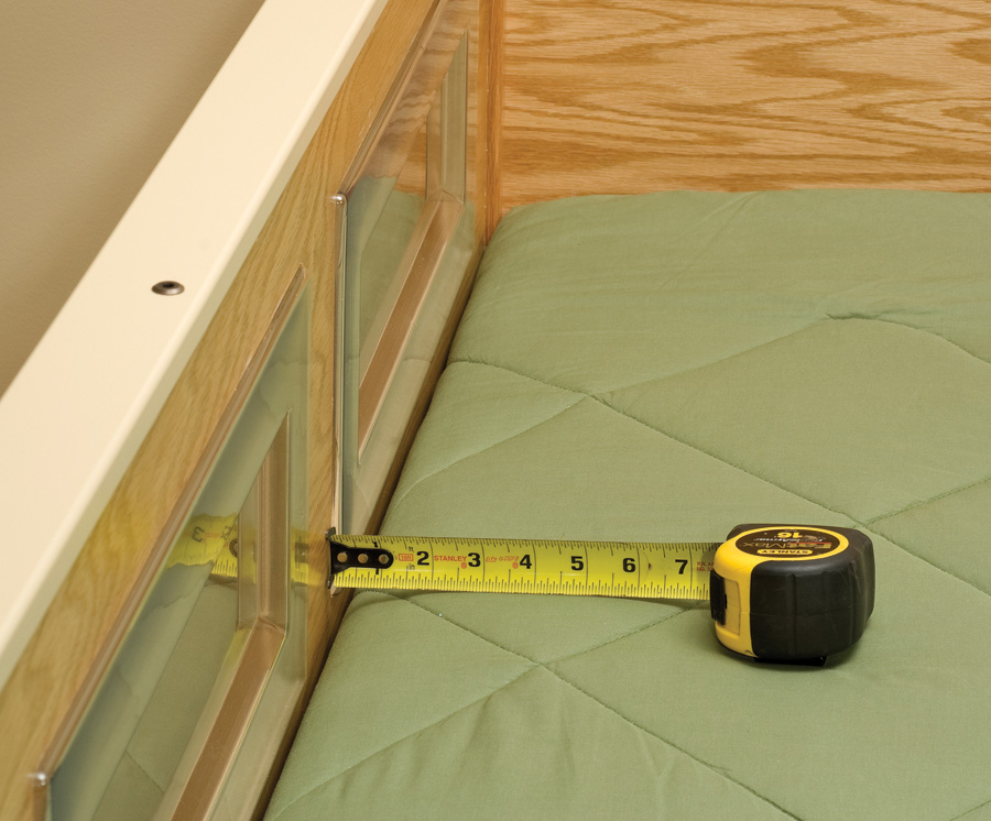 Bed Safety With Sleepsafe 174 Safety Beds