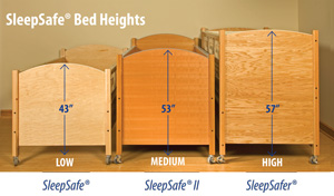 SleepSafe Bed Heights