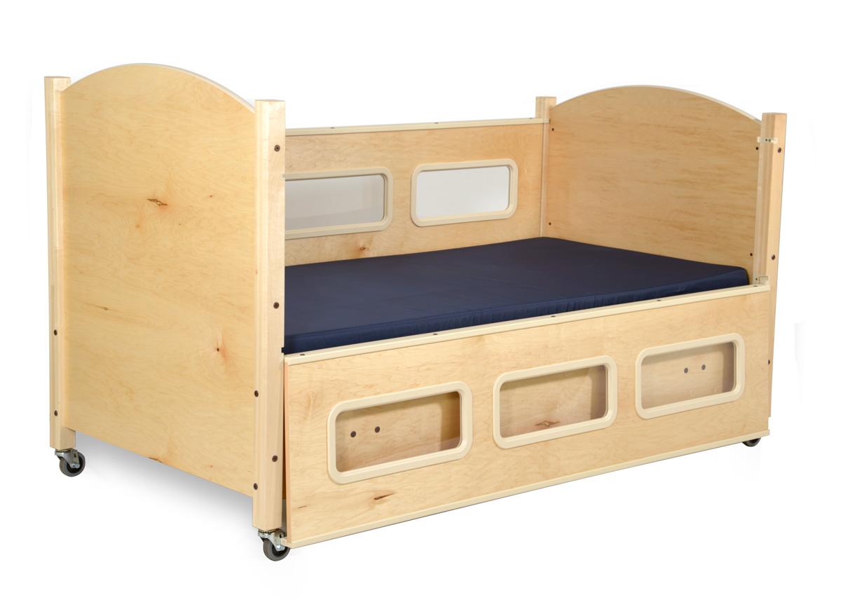 SleepSafe Safety Bed Model Infomation