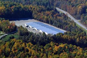 SleepSafe Beds Headquarters in Bassett, Virginia